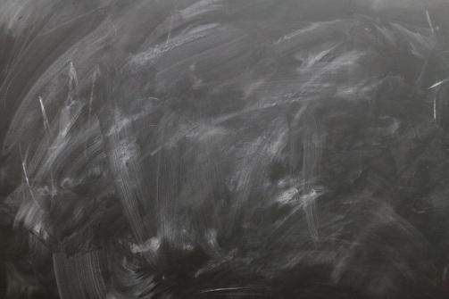 board-blackboard-empty-slate-school-chalk-leave